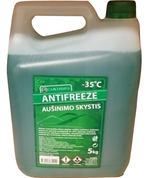Coolant, anti-freeze